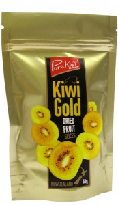 Kiwi Gold - Dried Kiwifruit Slices