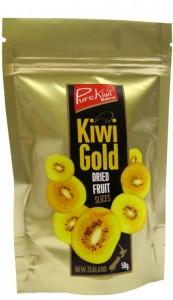 Kiwi Gold - Dried Kiwifruit Slices
